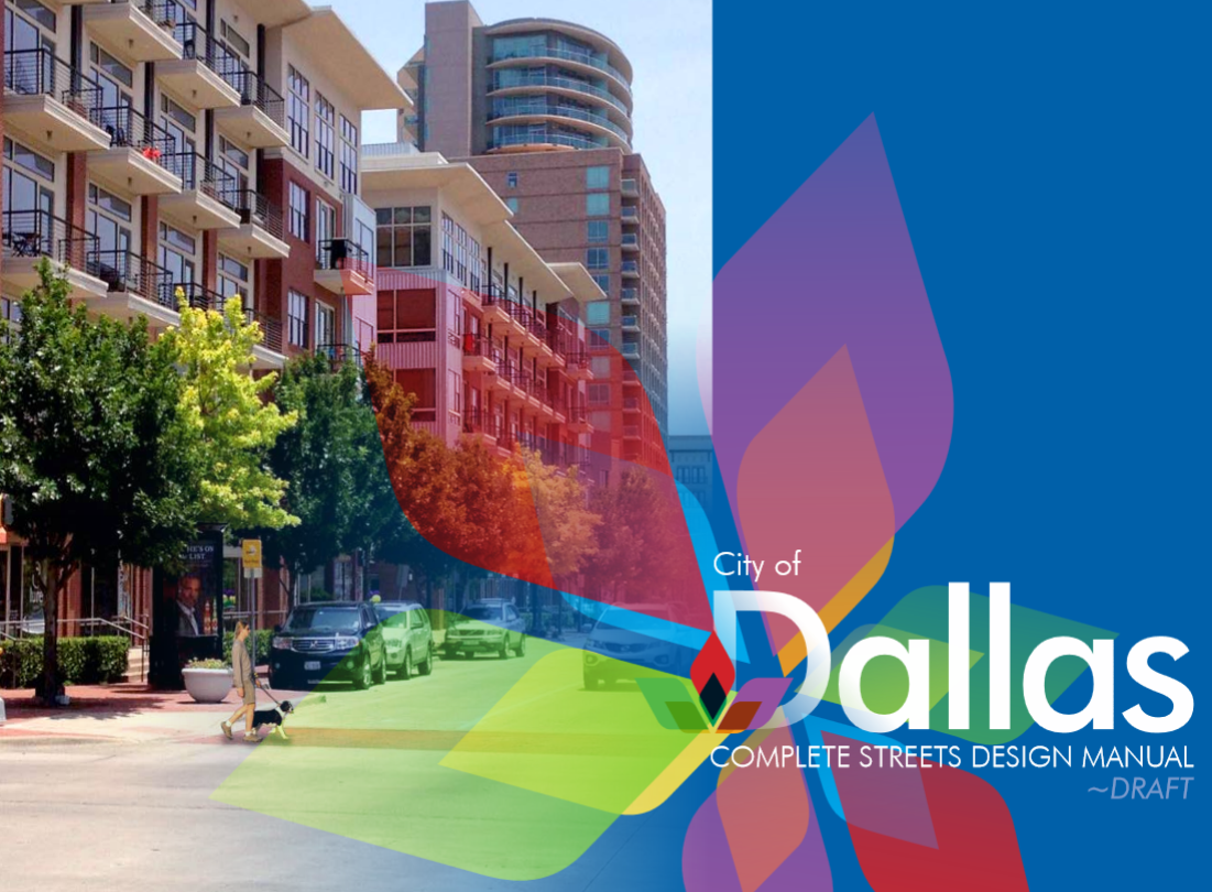 Dallas Complete Streets Manual
