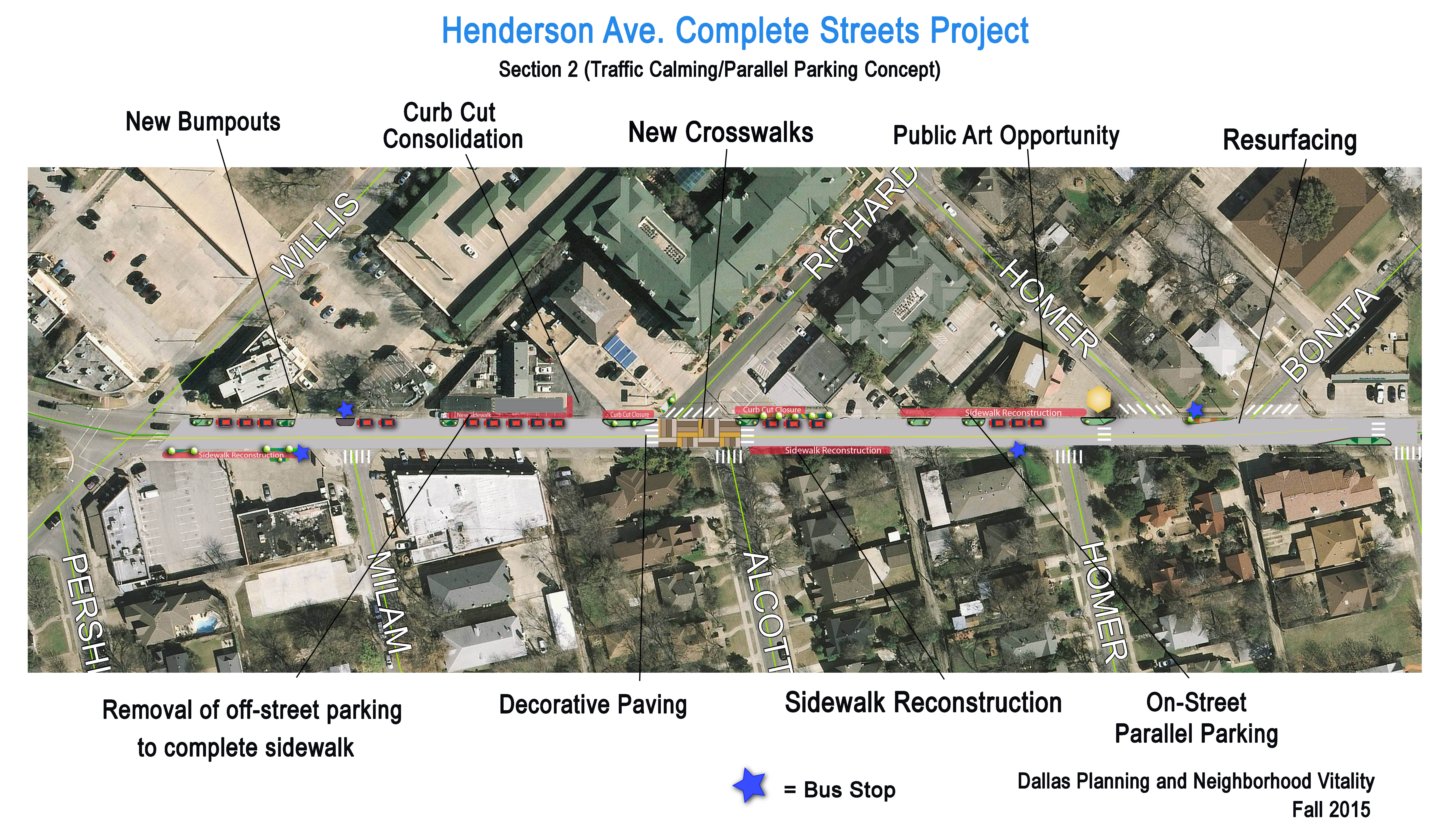 Mark R. Brown's Planning And Complete Streets Portfolio