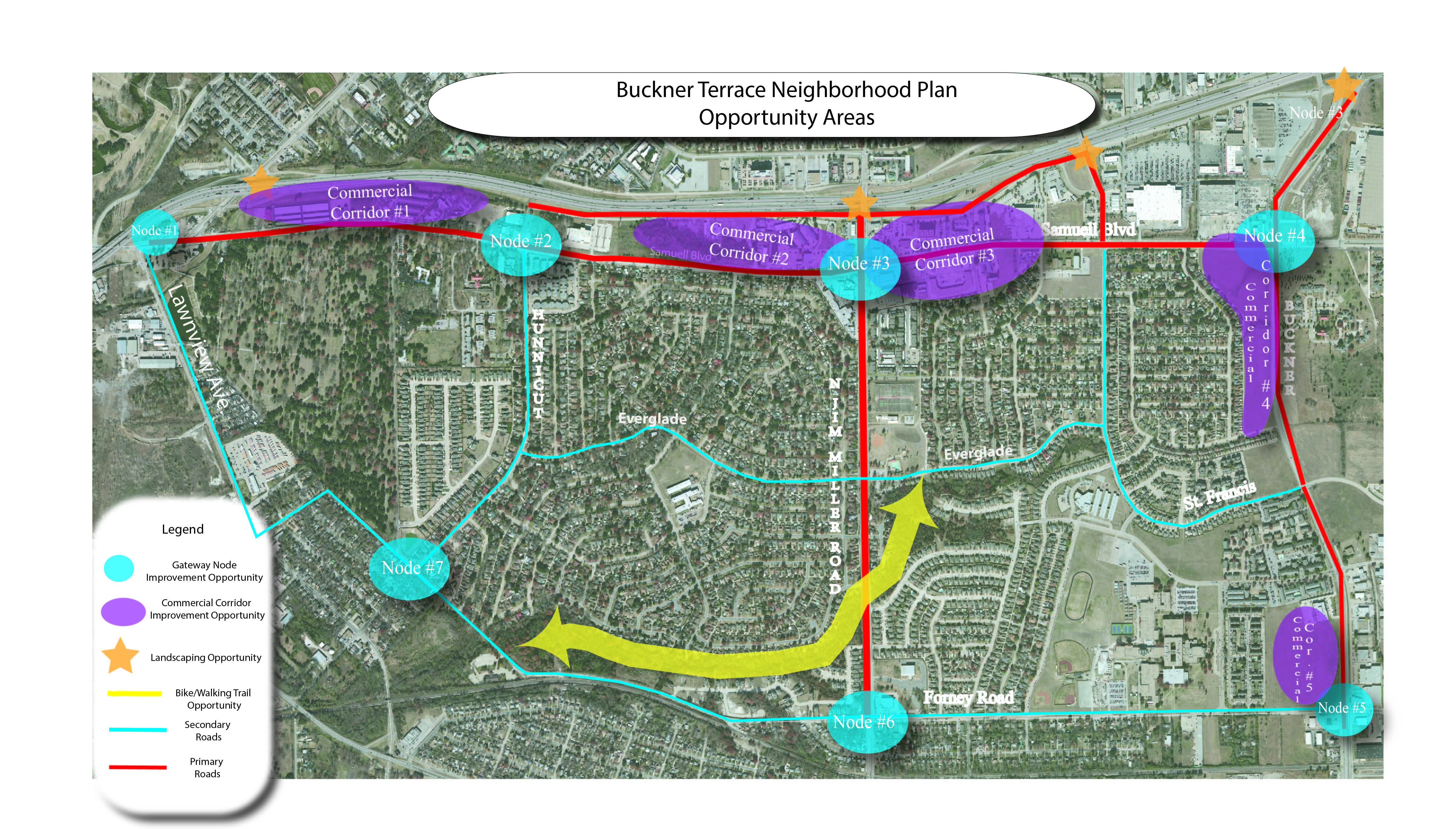 Buckner Terrace Neighborhood Plan