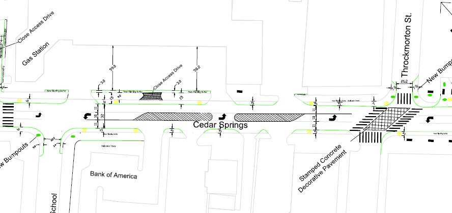 Cedar Springs Complete Streets